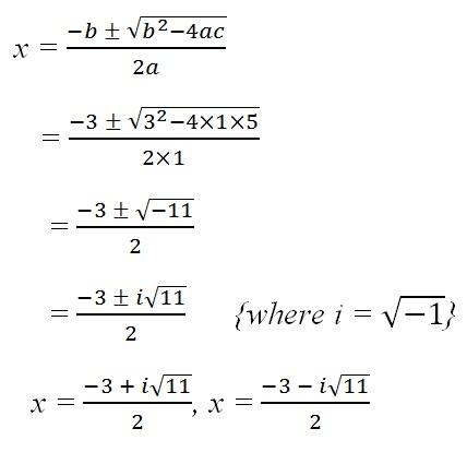 quadratic formula worksheet complex numbers livinghealthybulletin. Black Bedroom Furniture Sets. Home Design Ideas